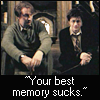 harry's sucky memory