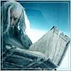 Gandalf and book