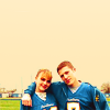 a girl in a dress.: matt saracen and julie taylor.