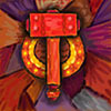 stained-glass hammer