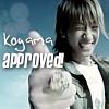 *shrugs*: Koyama approves (of Koyato)