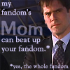 criminal minds hotch my fandom's mom