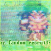 my fandom recruits