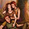 Hermione/Fred/George: Undula art