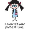fake purse