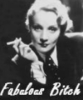 Silver Screen - Dietrich - Fabulous Bitc