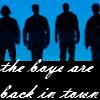 Boys Back Town
