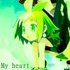 Marona's heart
