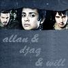 Allan & Djaq & Will