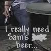 teand: SPN Sam beer