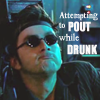 Doctor drunk