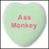 ass monkey
