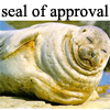 Kirby: seal of approval