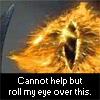 roll eye