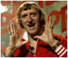 Jimmy Saville Top of the Pops