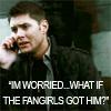 Aimée: Dean - Sam vs. Fangirls