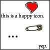 Happiest Icon Ever