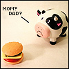 Mom?  Dad? :(