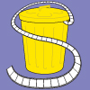 New Trash Can logo