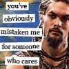Ronon who cares