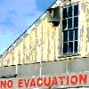 no evacuation