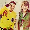 Shibutani Subaru ♥ Yasuda Shota
