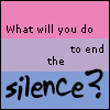 Day of Silence (bisexual flag)