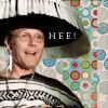 Hee! Giles