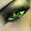 sabrina73 У кого что болит,тот о том и говорит: зеленоглазая
