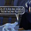 Miranda: WoW Kitten: Hugz Tiem