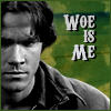 GirlOnFire: Woe is me