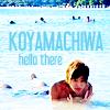 ♥: 006. KOYAMACHIWA - hello there