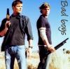 supernatural-dean-sam-bad boys