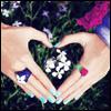 prophetess666: Heart by hands