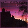 Jessen: [Welcome] To Wherever You Are