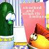 president of the back seat: Veggietales: Shocked and slightly embarr