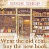 Book not coat