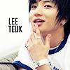 Eeteuk from Super Junior is ♡