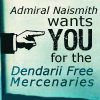 nishatalitha: The Dendarii want YOU (Vorkosigan)