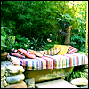 relaxation [kushi_icons], garden bed