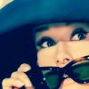 Audrey Hepburn in glasses