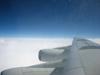 Небо. Самолет. Девушка