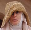 Eric: philomena wacky hat