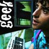 geek  - Mr. Universe