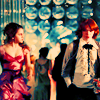 harry potter- ron/hermoine yule ball