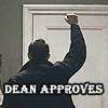 Dean Approves