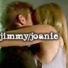 Jimmy/Joanie: Because love is like an addiction