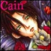cain in roses