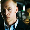 Hot Fuzz 1 (Angel Raises His Eyebrow)