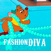 Gus the Fashion Diva